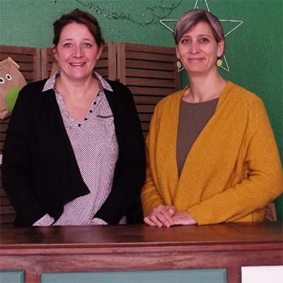 Créatrice des bijoux artisanaux et éthiques chez Potamo Villemur sur Tarn